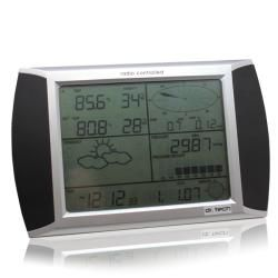 SVP WA1080PC Wireless Touchscreen Weather Station with Solar Powered