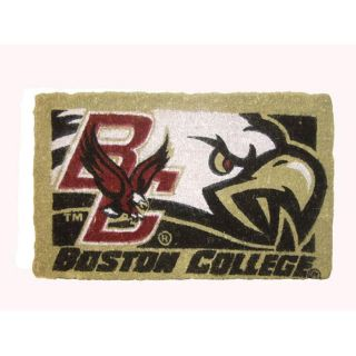 Boston College University Welcome Mat
