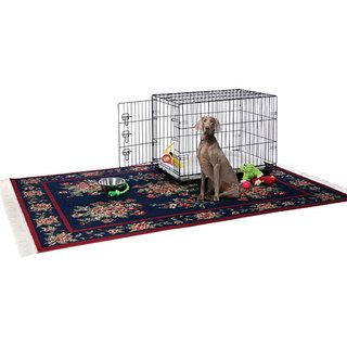 Prevue Pet Products Home On The Go Single Door Dog Crate Medium E433