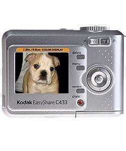 Kodak Easyshare C433 4MP Digital Camera (Refurbished)