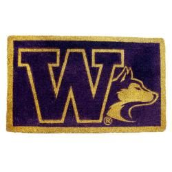 Washington Huskies 18 x 30 Door Welcome Mat