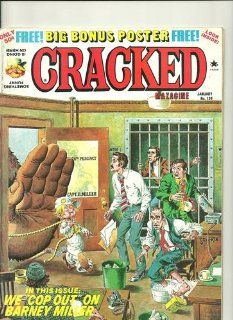 Cracked Magazine No. 139 Jan 1976 (We cop out On Barney Miller