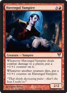 the Gathering   Havengul Vampire (139)   Avacyn Restored Toys & Games