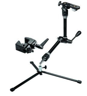 Manfrotto 143 Magic Arm Kit with Umbrella Bracket Super