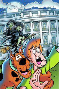 Scooby Doo #143 John Rozum Books