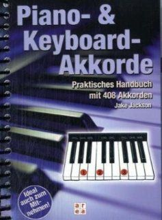 Piano  & Keyboard Akkorde Jake Jackson Bücher