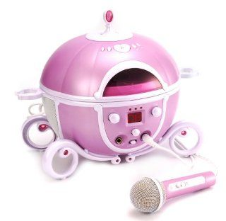 Lexibook RCD200DP   Disney Princess Boombox Radio CD Player