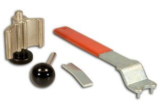 Spannrollenschlüssel VW TDI Zahnriemen Werkzeug: Baumarkt