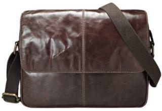 Fossil MBG5810 Jackson Herren Tasche Braun: Schuhe