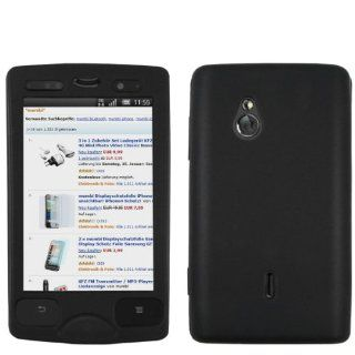 mumbi Silikon Case Sony Ericsson Xperia Mini Pro Silicon Tasche Hülle
