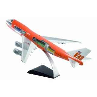 Dragon Models 1/144 Braniff International 747 100 Flying