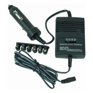 Audiovox AH55N Universal DC Car Power Adapter