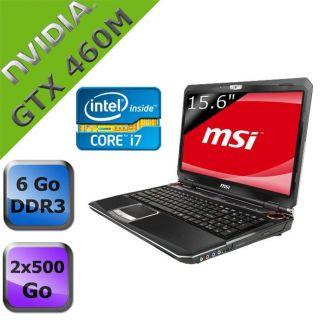 MSI GT680R 230FR   Achat / Vente ORDINATEUR PORTABLE MSI GT680R 230FR