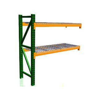 Rack Adder Kit w/Wire Deck   48 Deep x 120 Wide x 144H