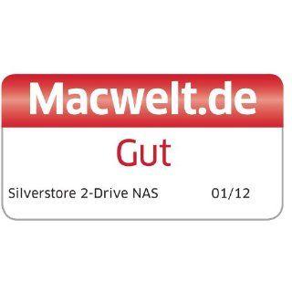 Verbatim Freecom SilverStore 2 Drive NAS Drive In Kit