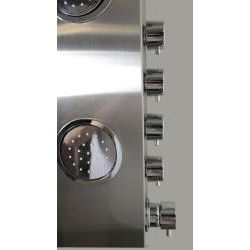 Kokols Rainsky Multi Massage Stainless Steel Shower Jet Panel