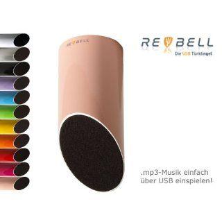 RE BELL   Die USB/ Türklingel in Rosa Küche