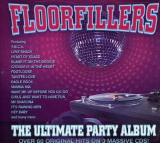 Various Artists   Floorfillers The Ultimate Party Album