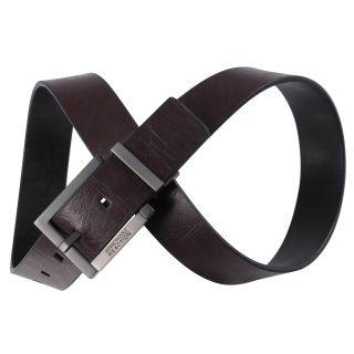 Kenneth Cole Reaction Mens Reversible Leather Belt