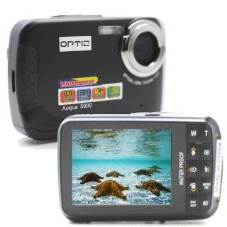 SVP WP5000 Black Waterproof Digital Camcorder