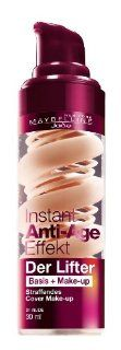 Maybelline Jade Instant Anti Age Der Lifter   2in1 Basis + Make Up 21