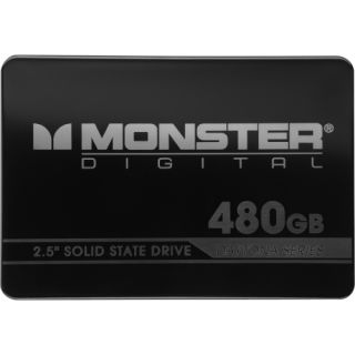 Monster Digital Daytona 480 GB 2.5 Internal Solid State Drive