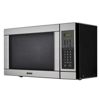 Kenmore 69073 0.7 Cu.Ft. Stainless Countertop Microwave (Refurbished