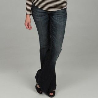 Cult of Individuality Womens Leisure Flare Jeans
