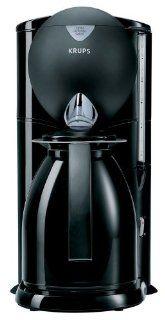 Krups F 187 4C Kaffeeautomat Aroma Control Therm schwarz