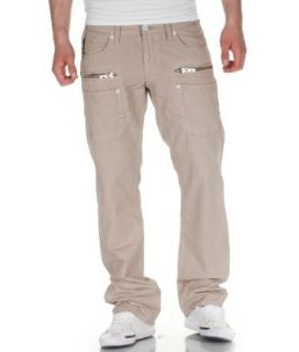 Jeans Herren Hose Miracle of Denim 2012 Star MOD 4609 camel D.G