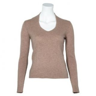 Princess goes Hollywood Kaschmir Pullover Taupe (beige)