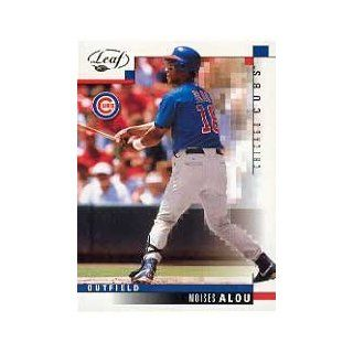 2003 Leaf #146 Moises Alou Collectibles