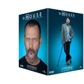 Dr house   lintégrale 6 saisons [FR Import]: Hugh Laurie