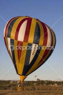 Balloon  Foto de Stock © Saul Rosell Manglano #1450274