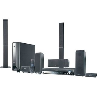 Panasonic SC PT1050 Deluxe Home Theater System (Refurbished