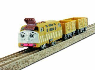 Tomy 7455   Thomas und seine Freunde Trackmaster Lokomotive Diesel 10