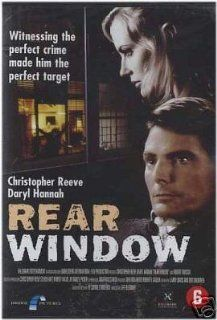 Rear Window Chrisopher Reeve, Daryl Hannah, Rober