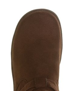 On Your Feet Womens Otero Suede Flat Boots