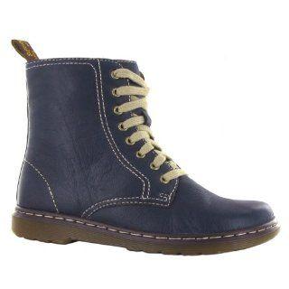 Dr.Martens Felice Blue Broadway Womens Boots Schuhe