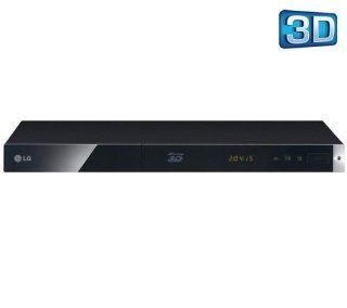 LG 3D Blu ray Player BP420 DivX, USB, Upscaling Full HD