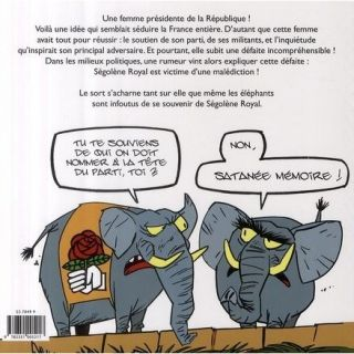 La malédiction de Ségolène Royal   Achat / Vente livre Jean Paul