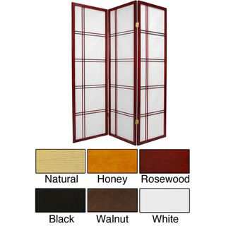 Double Cross 60 inch Room Divider (China)