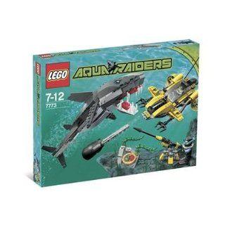 LEGO Aqua Raiders 7773   Tigerhai: Spielzeug