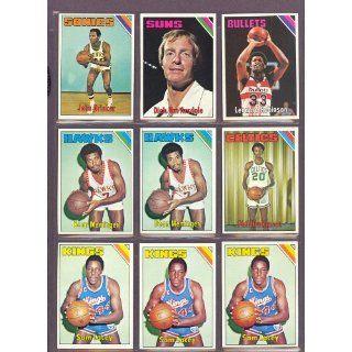 1975 Topps #149 John Brisker Sonics (Near Mint