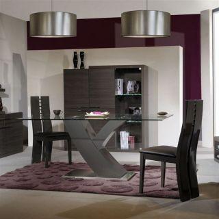 VEGAS table rectangulaire 180x90cm   Achat / Vente TABLE A MANGER