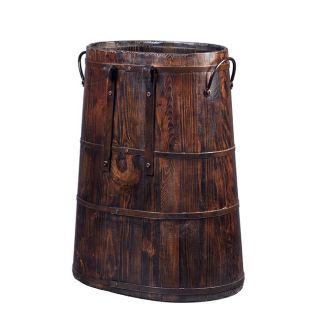 Barrel with Iron Rings (Refurbished) Today $174.99