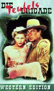 Die Teufelsbrigade [VHS] Gary Cooper, Mari Aldon, Richard Webb, Max