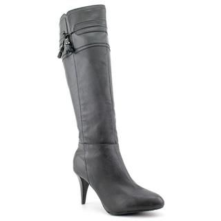 Adrienne Vittadini Womens Shauna Leather Boots (Size 7)