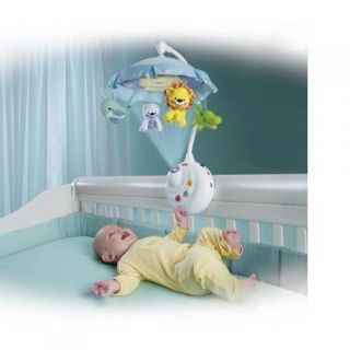 FISHER PRICE Mobile Douce planète 2 en 1   Achat / Vente MOBILE