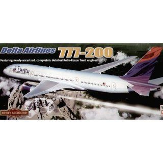 Minicraft 1/144 Boeing B.777 200 Delta Airlines Toys